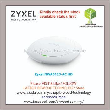 Zyxel NWA5123-AC HD: 802.11ac Wave2 Dual-Radio Unified Access Point