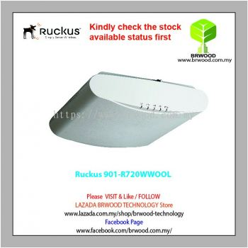 RUCKUS 916-R720WW00L: R720 Indoor 802.11ac Wave 2 Wi-Fi Access Point