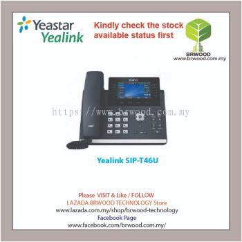 Yealink SIP-T46U: Revolutionary SIP Phone