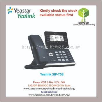 Yealink SIP-T53: Prime Business Phone