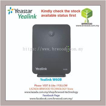 Yealink W60B: High-performance DECT IP base station