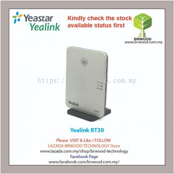 Yealink RT30: DECT Repeater
