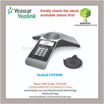 Yealink CP930W: Wireless DECT Conference Phone