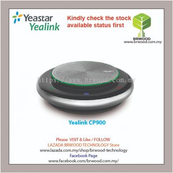 YEALINK CP900: Ultimate Compact Flexible Speakerphone