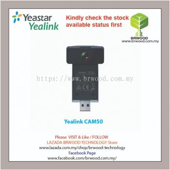 Yealink CAM50: HD Camera for Yealink SIP-T58V/T58A