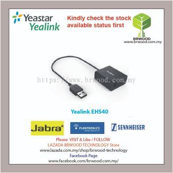 YEALINK EHS40: Wireless Headset USB Adaptor