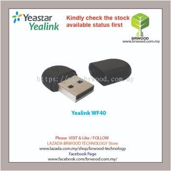 YEALINK WF40: Wi-Fi USB Dongle
