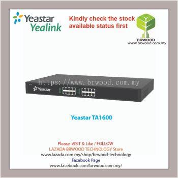 YEASTAR TA1600: NEOGATE VOIP GATEWAY WITH 16 FXS PORT