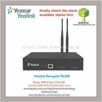 YEASTAR TG200: NEOGATE VOIP GSM GATEWAY