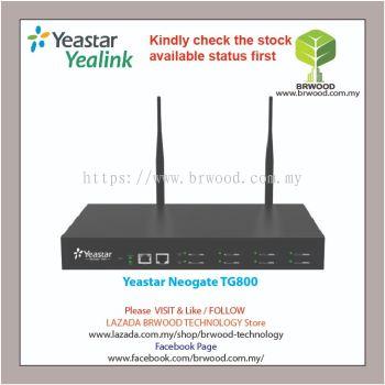 YEASTAR TG800: NEOGATE VOIP GSM GATEWAY