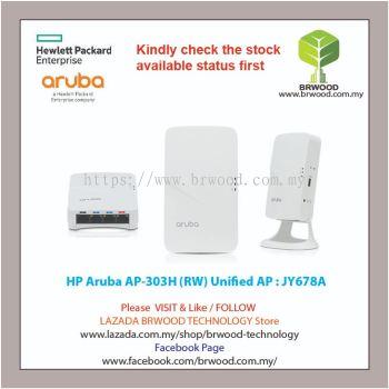 HP Aruba JY678A: Aruba AP-303H (RW) Unified Access Point