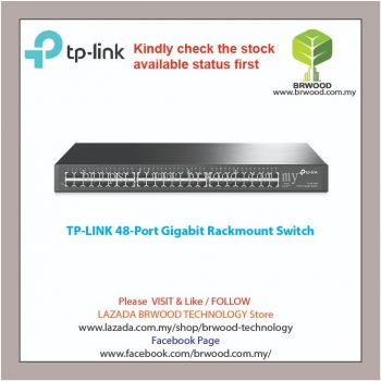 TP LINK TL-SG1048: 48-Port Gigabit Rackmount Switch