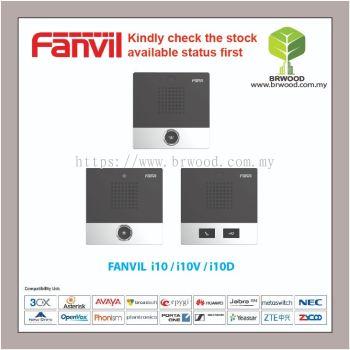 FANVIL i10 : Industry Grade SIP Mini Intercom Station