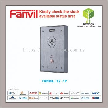 FANVIL i12-1P :IP Intercom