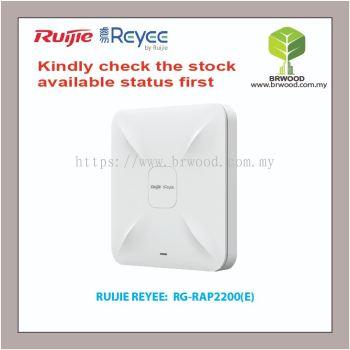 RUIJIE REYEE RG-RAP2200(E): AC1300 DUAL BAND CEILING MOUNT ACCESS POINT