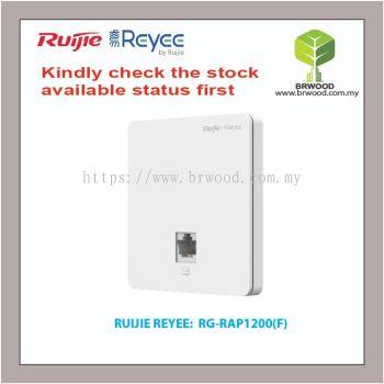 RUIJIE REYEE RG-RAP1200(F): AC1300 Dual Band Wall-plate Access Point