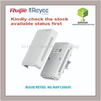 RUIJIE REYEE RG-RAP1200(P): Dual-Band Gigabit Wall Plate Access Point