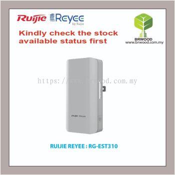 RUIJIE REYEE RG-EST310: 5GHz Single-band Dual-stream 802.11ac Wireless Bridge (2 Devices Paired)