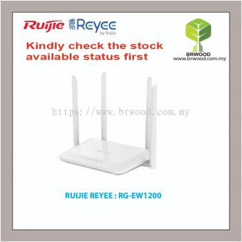 RUIJIE REYEE RG-EW1200: 1200M Dual-band Wireless Router