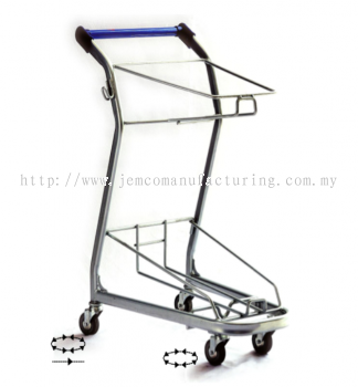 2-TIER TROLLEY