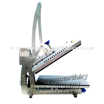 Heat Press Machine Silver [Portrait] 40x50cm + Graphtec CE Lite-50 Plotter + Epson L1300 or L1800 Pr