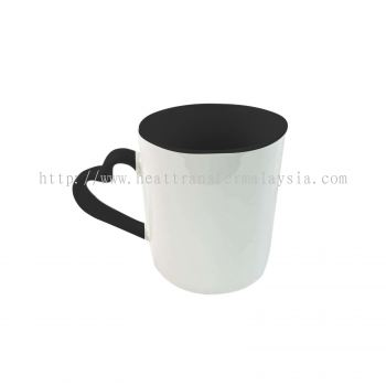 Sublimation Inner Colour Couple Mug 11oz