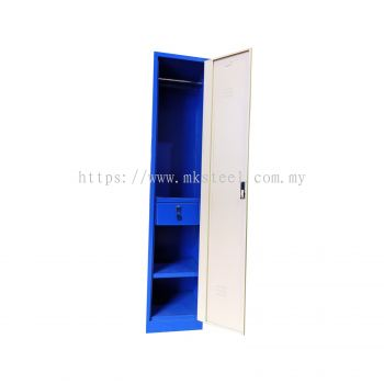 SINGLE DOOR WARDROBE 15'' X 18''