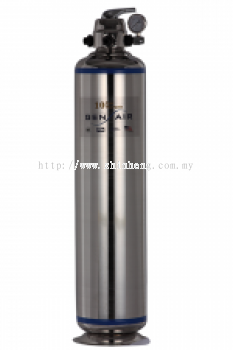 Gen Air Outdoor Water Filter 1043 S/Steel Body