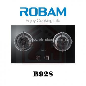 ROBAM 2 Burners Gas Cooker Hob B 928