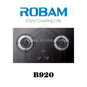 ROBAM 2 Burners Gas Cooker Hob B 920