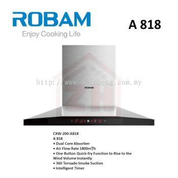 ROBAM Cooker Hood A 818