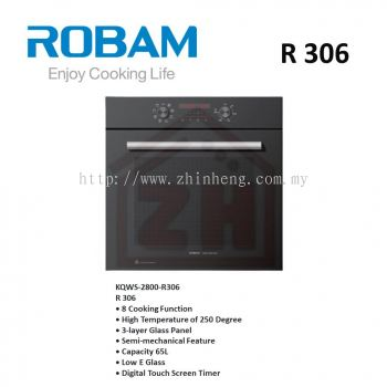 ROBAM Built In Oven R 306