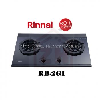 RINNAI 2 Burners Gas Cooker Hob RG-2GI
