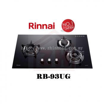 RINNAI 3 Burners Gas Cooker Hob RB-93UG