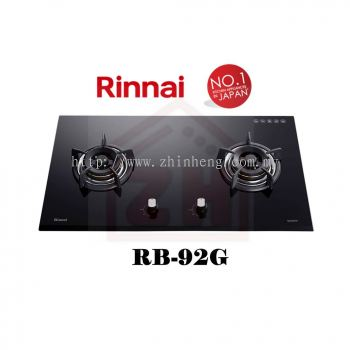 RINNAI 2 Burners Gas Cooker Hob RB-92G