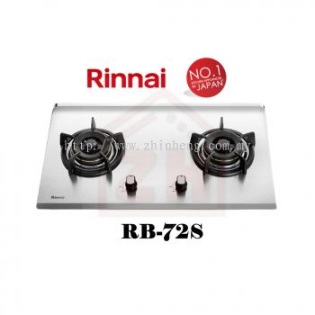 RINNAI 2 Burners Gas Cooker Hob RB-725