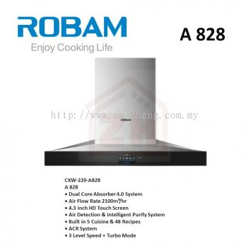 ROBAM Cooker Hood A 828