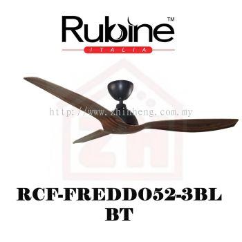 RUBINE Ceiling Fan RCF-FREDDO52-3BL