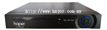 Haper H.264 HD 1080 4-CH DVR