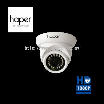 Haper H.265 1080p 2.0mp IP Dome Camera