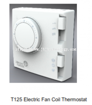 T125 Electric Fan Coil Thermostat