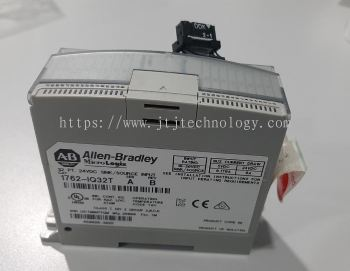 CAT 1762-IQ32T SER A REV B Allen Bradley Digital Expansion Input Module, 32 inputs