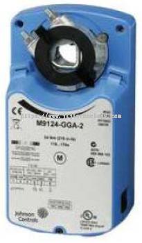 M9124 Series Proportional Control Electric Non-spring Return Actuators