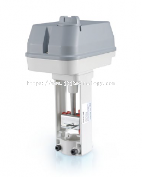 RVAN25-230 Valve actuator for 3-position control, 230 V AC. Force 2500 N.