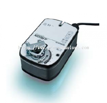RDAB5S-230... Damper actuator with spring return, 5 Nm
