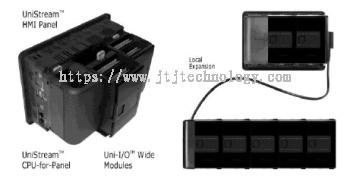 Uni I/O Wide Modules