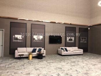VIP Lounge, Sales Gallery