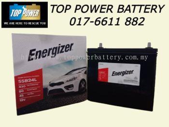 Energizer MF NS60L (55B24L)
