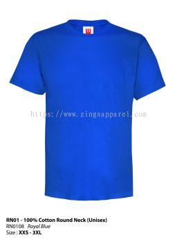 RN0108 Royal Blue