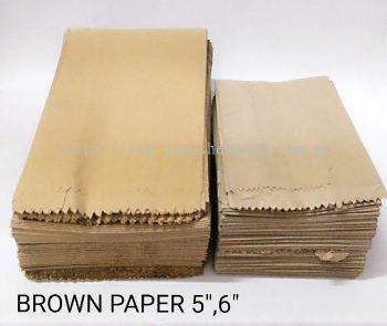 Brown Paper (5''/6'')